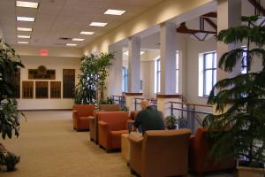 Student Center Concourse