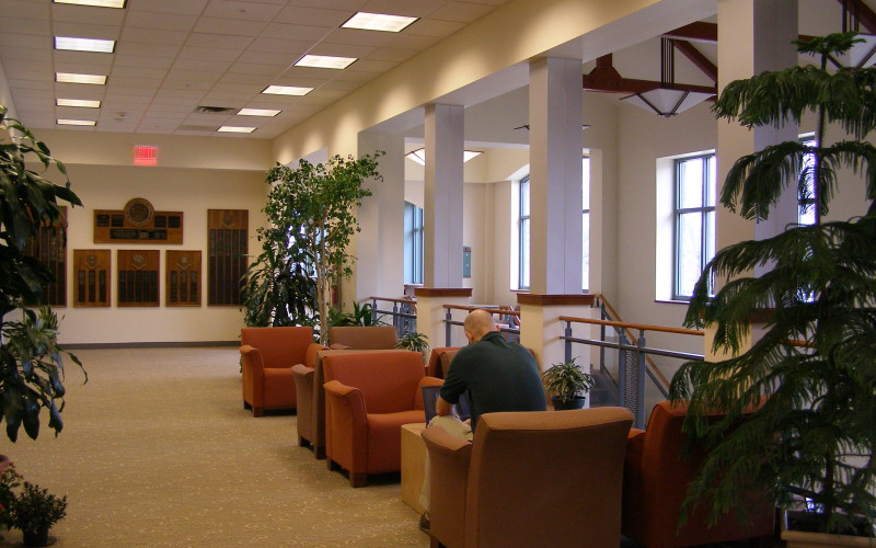 Student Center Concourse