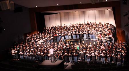 Real Men Sing Big Group Photo
