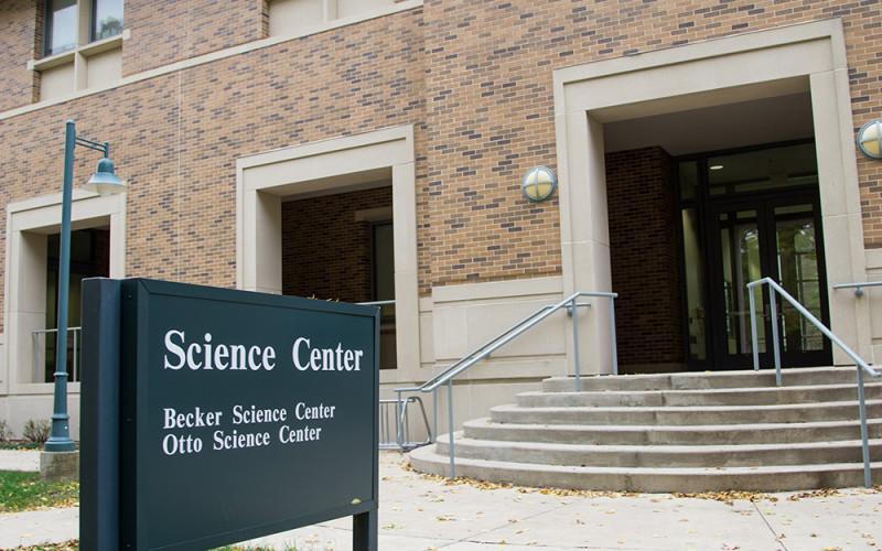 Science Center Entrance