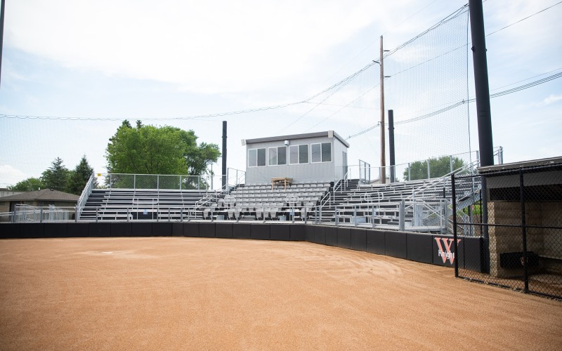 Softball Stadium Seating
