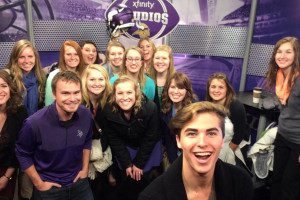 Minnesota Vikings - PRSSA Agency Crawl