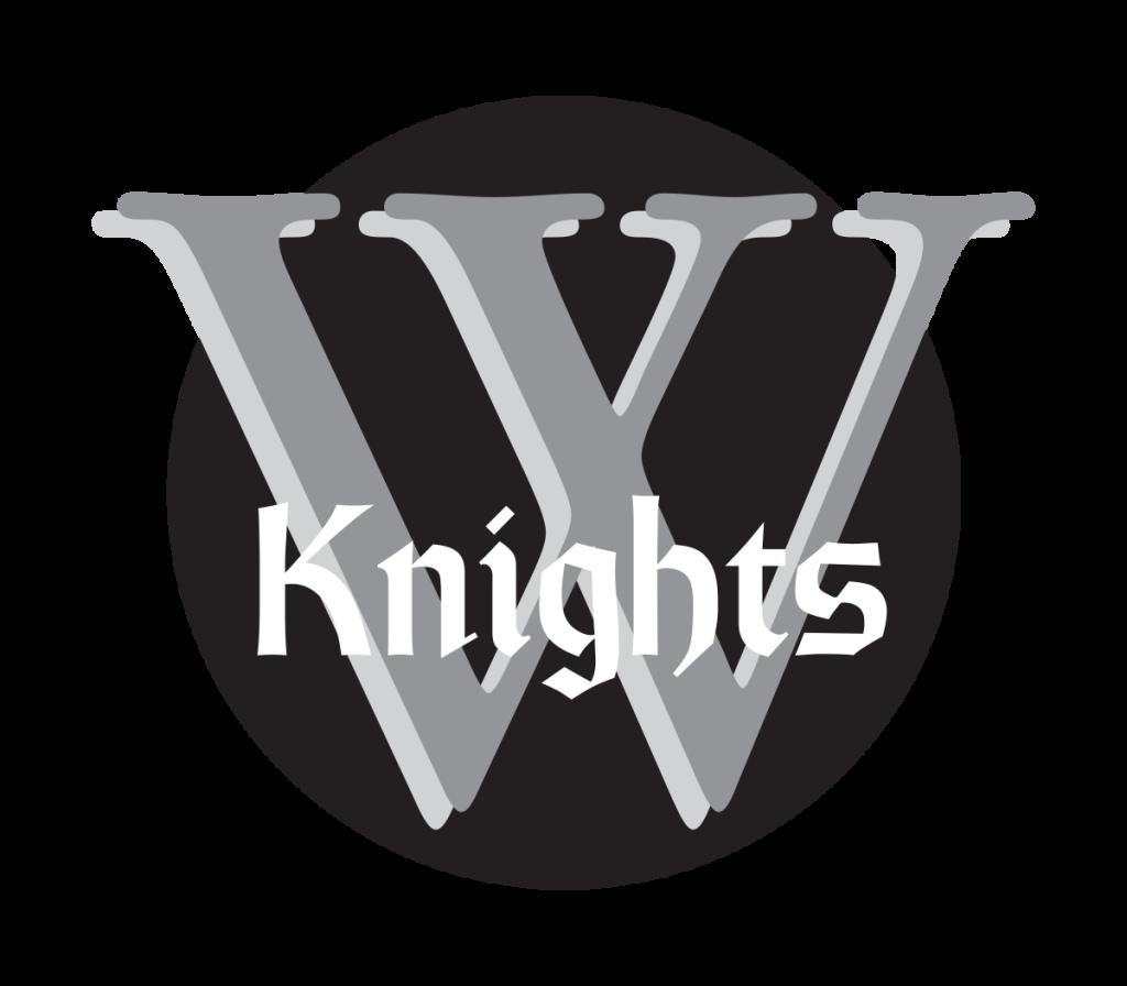 Athletic Logo - Black and White