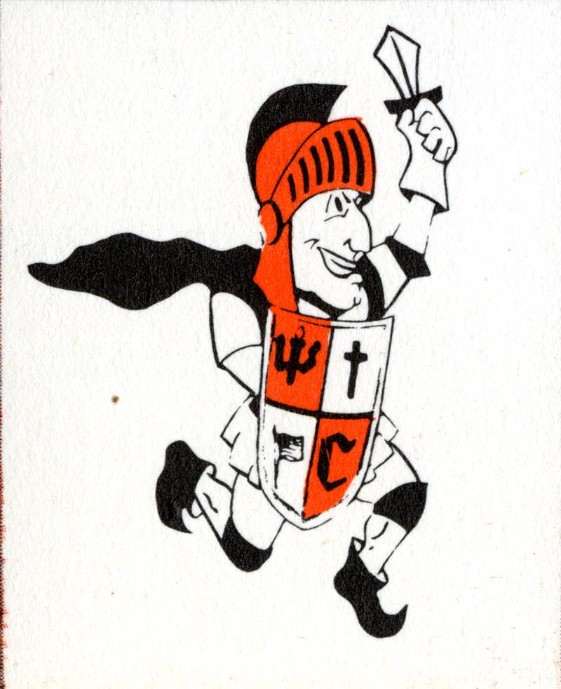 Knight History: 1964 Knight Logo