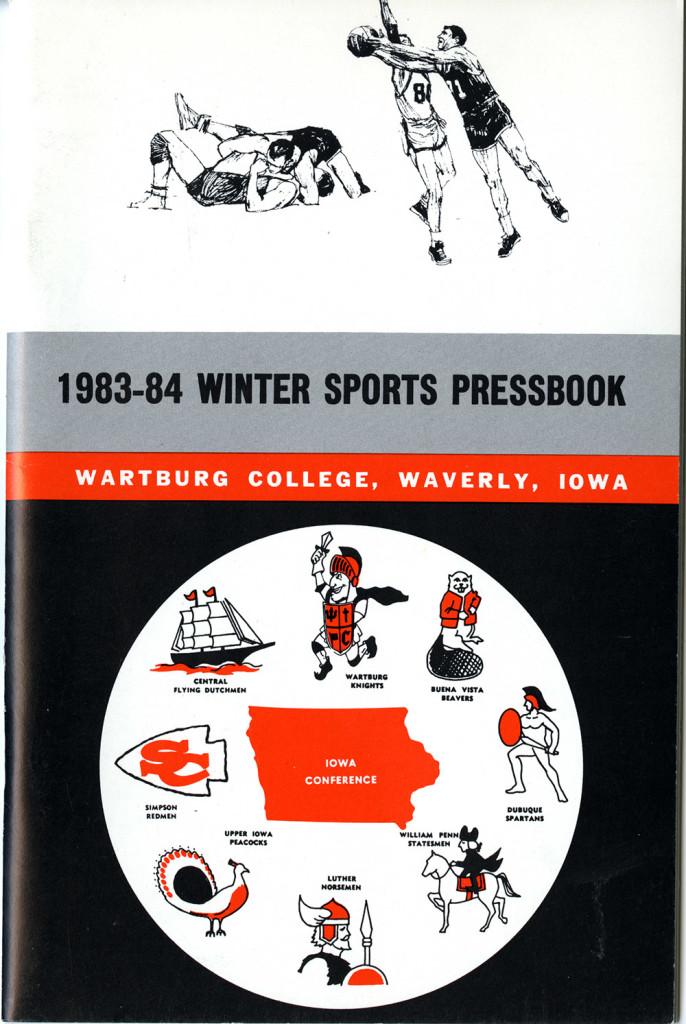 Knight History: 1983 PressBook