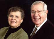 Roger and Rosemary Schneider