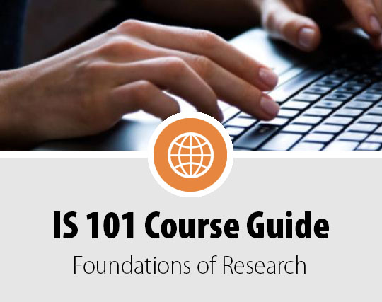 IS 101 Guide