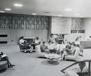 Centennial Lounge - 1950s
