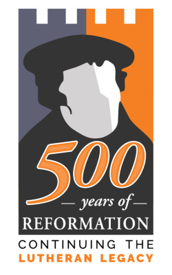 500th Anniversary of the Reformation Logo