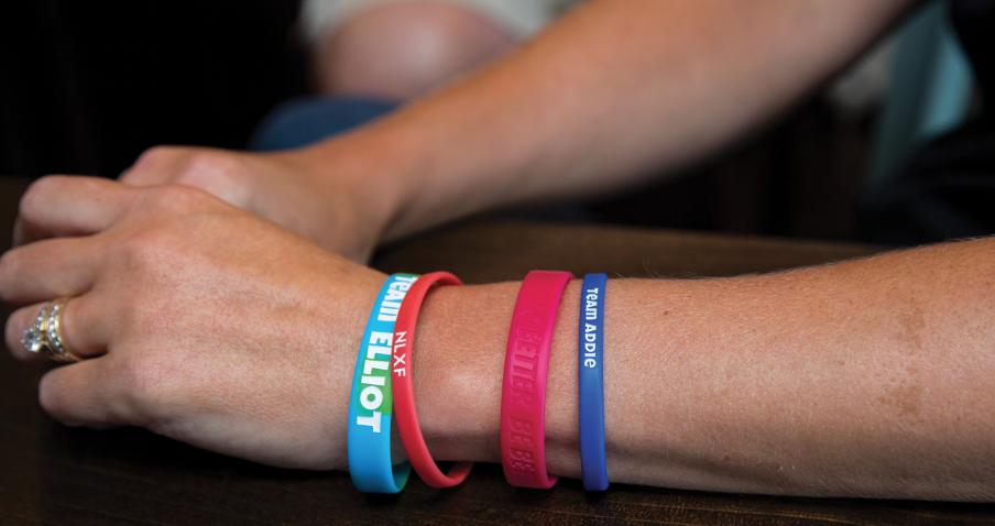 Jamie Smith bracelets