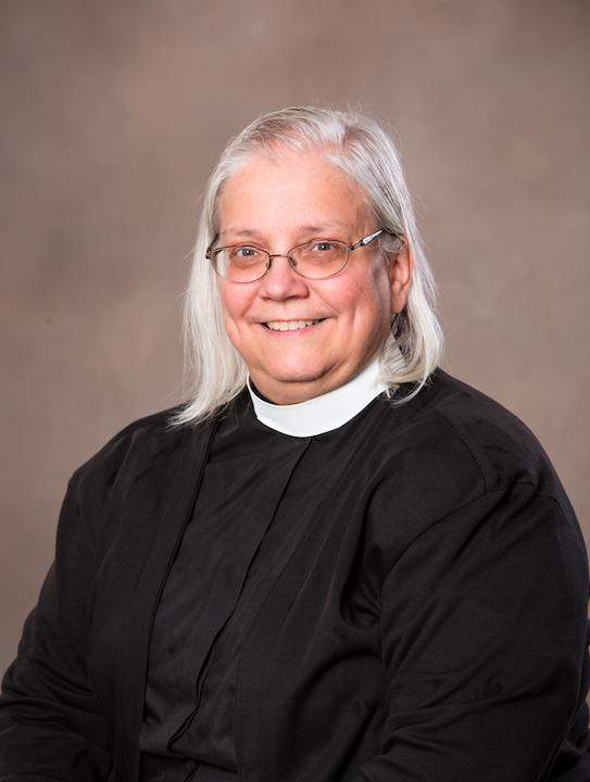 The Rev. Dr. Kathryn Kleinhans