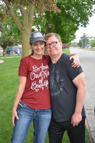 Jen and Mike Jensen