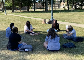 Castle Connections: Outdoor Class