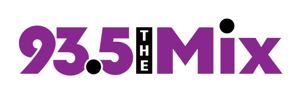 Mix 93.5 Logo