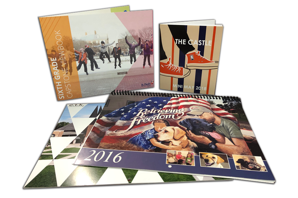 Print Center - Calendars and Programs