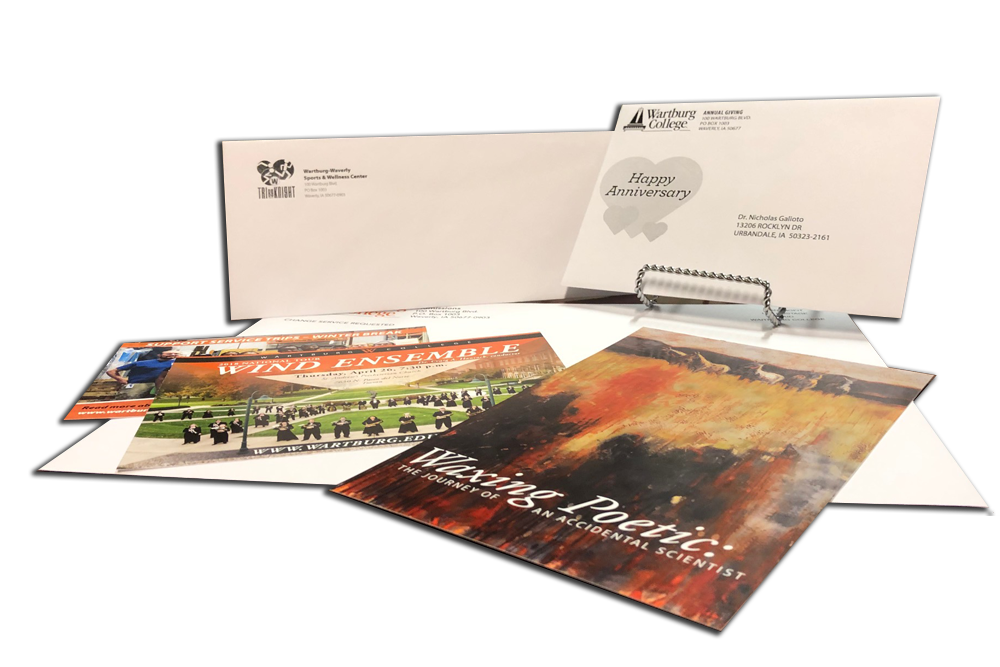 Print Center - Envelopes and Postcards
