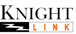 Knightlink Logo - Glow