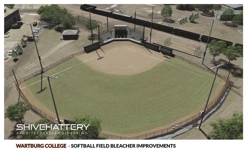 Softball Enhancement Rendering