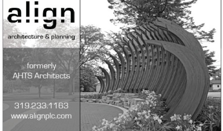 Align Architecture Advertisement