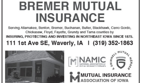Bremer Insurance Advertisements