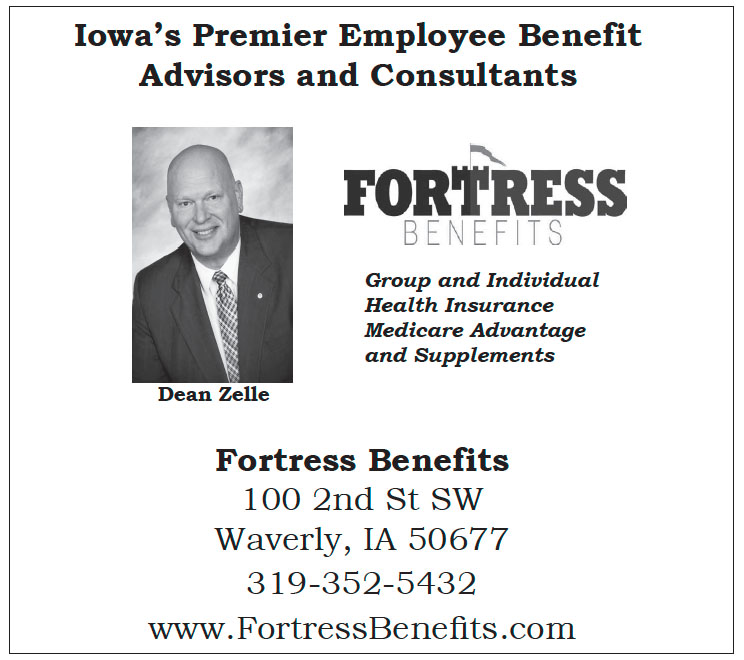 Fortress Benefits Ad