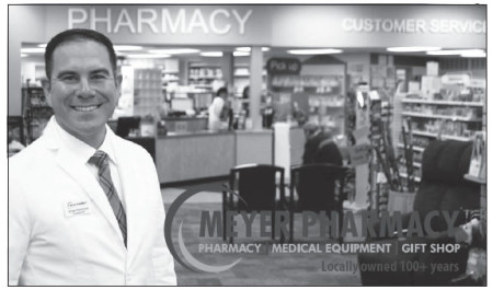 Meyer Pharmacy Ad