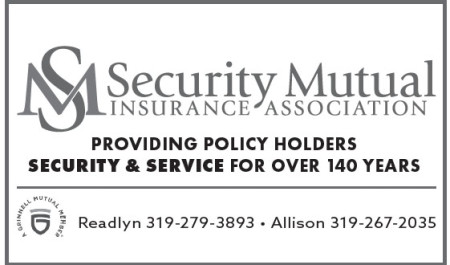 Security Mutual Ad