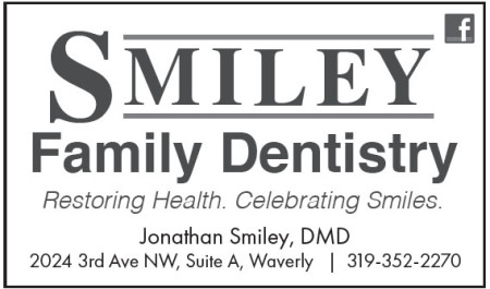 Smiley Dentistry Ad
