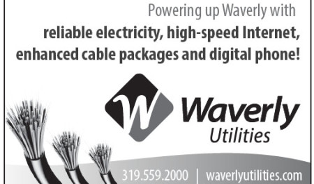 Waverly Utilities Ad