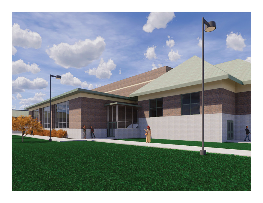 Outdoor rendering - exercise science