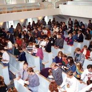 Chapel Worship in 1990s