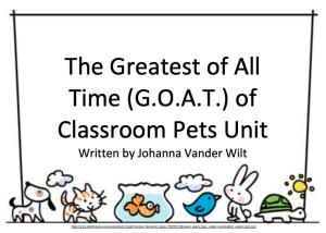 Johanna Vander Wilt lesson plan graphic