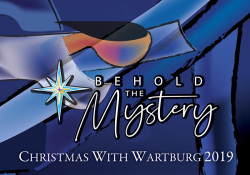 Christmas with Wartburg 2019 graphic