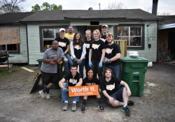 Wilmington, N.C. Service Trip group from 2019