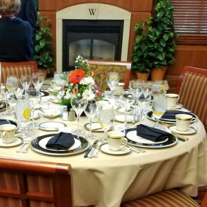 Castle Room Catering