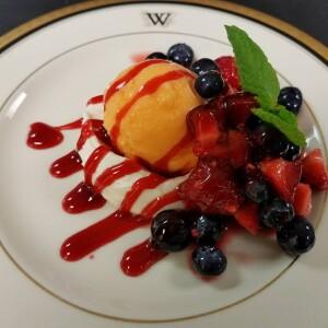 Catering - Berry Desert