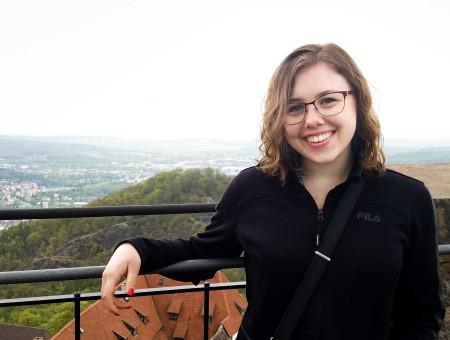 Wartburg's Bingham earns Fulbright award to Germany