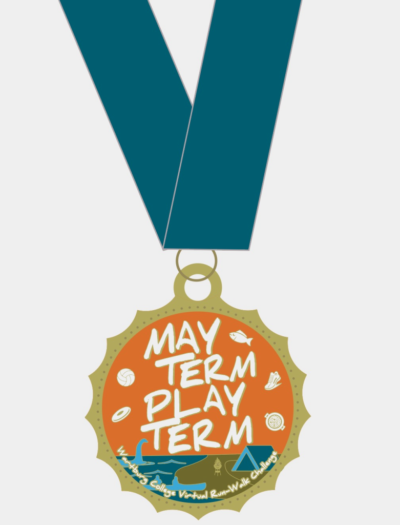 May Term Challenge medal
