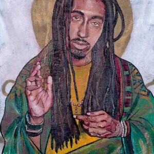 Black Jesus Depiction