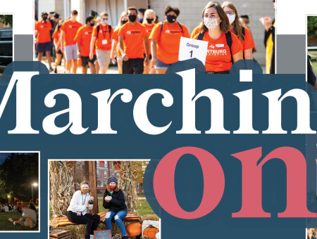 Marching On: In a season of struggle, Wartburg mission continues to shine brightly