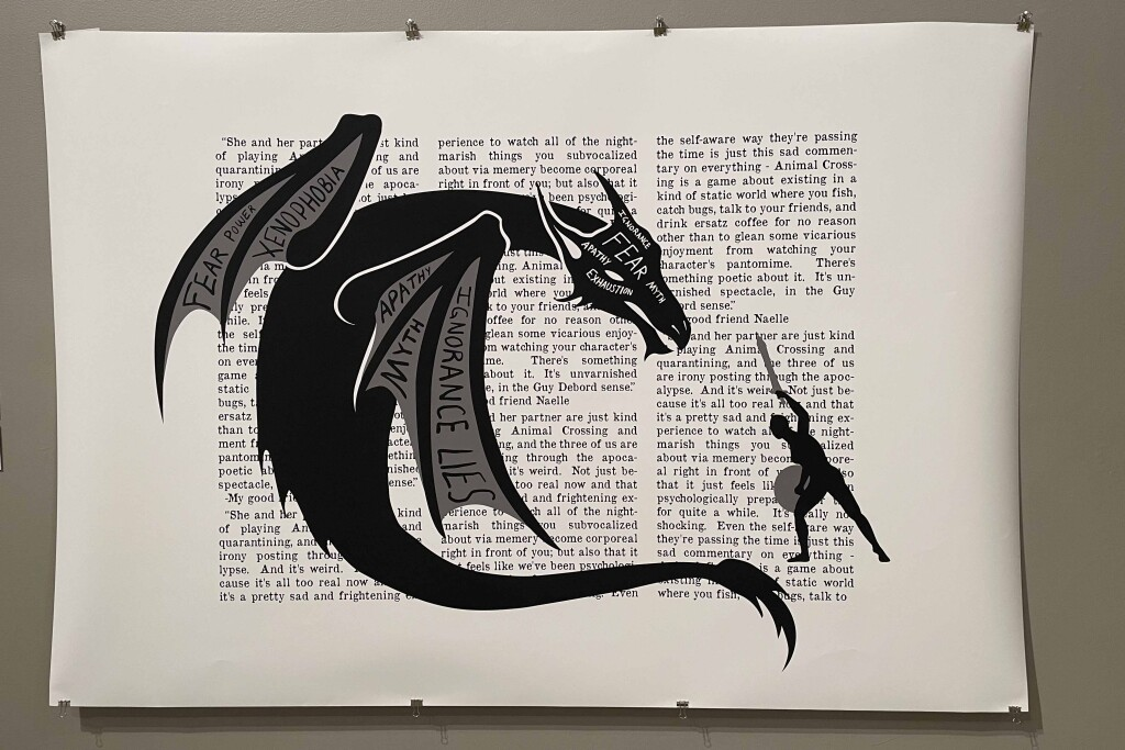 Lydia Revier artwork