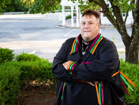 Called to Serve: Kelley returns to lift up the Cherokee Nation that raised him